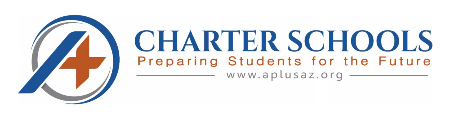 A+ Charter Schools Logo