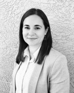 Amanda Gentile, Contracts Administrator
